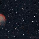 The Dumbbell Nebula [M27] [05/07/13],                                astronut1982