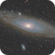"""M31 """"The Andromeda Galaxy"""",                                Peter Webster"""