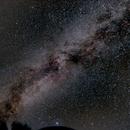 The Cygnus region in wide field,                                Gunnar Maehlum