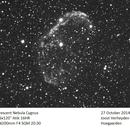 NGC6888 Crescent Nebula Cygnus,                                Joostie