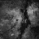 Sadr Region of Cygnus in Ha,                                Chris