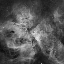 NGC 3372 - Ha,                                George Varouhakis