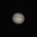 Jupiter 11.08.2020 (60 mm refractor),                                SwissCheese