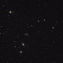 NGC4435 - GALAXY CLUSTER,                                Fabio Mortari - Rimini