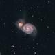 Whirlpoolgalaxie,                                Patrick Vogel Fot...