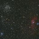 NGC7635, Nébuleuse de la Bulle,                                Nicolas Aguilar (Actarus09)