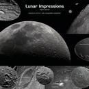 Lunar Impressions April 2021,                                astropical