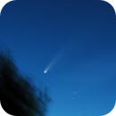 Comet Neowise,                                Nathan Duso