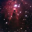 Cone Nebula,                                Adrie Suijkerbuijk