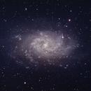 M33 Triangulum Galaxy,                                Chris Hunt