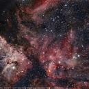 Eta Car (NGC 3372),                                Leandro Fornaziero