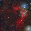 Sh2-155_Cave Nebula,                                Frédéric Girard