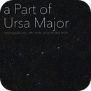 A Part of Ursa Major (with many Galaxies) - 85MP drizzled Data,                                Astrozeugs