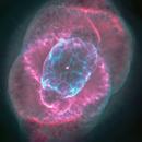 Cats Eye Nebula In Hoo Pallet,                                Roi Levi