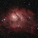 Lagoon Nebula,                                christian_herold