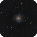 M74 LRGB,                                rflinn68