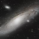 M31 Andromeda Galaxy,                                Andrea Collevecchio