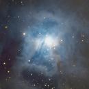 Center of the Iris nebula,                                Robert Schumann