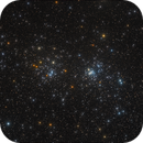 The Double Cluster -  NGC 884 and NGC 869,                                Oliver Czernetz