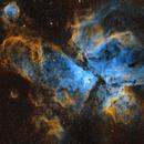 The Carina Nebula,                                Chris Parfett @astro_addiction