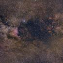 NGC 7000 (North American Nebula),                                James Palmer