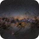 Namibia Winter Galactic Plane,                                Chris Beere