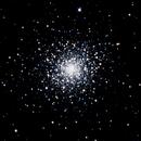 M92, the Very Old Globular Cluster, again from my balcony in Warsaw,                                Przemysław Majewski & teleskopy.pl