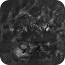 Cygnus 20 panel mosaic Very High Resolution,                                Ola Skarpen SkyEyE