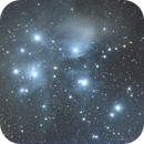 M 45 LRGB before the moon too much disturbed .....,                                Manfred Hraba