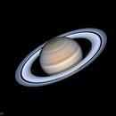 Saturn and hexagon,                                Ecleido Azevedo