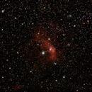 Bubble Nebula and M52,                                puckja