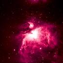 Orion Nebula,                                Sderamus