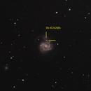 Supernova SN2020jfo in M61,                                Remco Kemperman