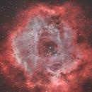 Roseta Ha+RGB,                                Astronomono