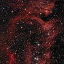 IC1848 - Soul Nebula,                                Christiaan Berger