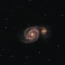 M51 Whirlpool Galaxy,                                John Robinson