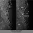 Mare Crisium on Moon terminator, ZWO ASI290MM, 20201103,                                Geert Vandenbulcke