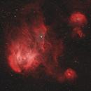 Running Chicken Nebula IC2944,                                Wilson