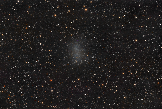 NGC6822 - Two fast scopes are better than 1,                                akulapanam