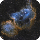 Soul Nebula (sh2-199) SHO,                                photonjunkie