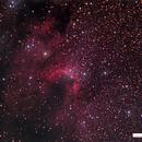 Sh2-155 cave nebula,                                Federico Bossi