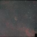 "NGC 6888 Crescent ""Piggyback"",                                Michael Wagner"