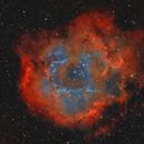 HaOIIIRGB NGC2244,                                Arno Rottal