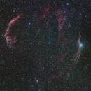 Veil Nebula from a remote observatory,                                Thorsten