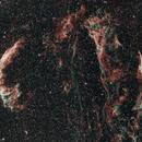 Veil Nebulae,                                David Johnson