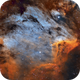 IC 5070 - Pelican Nebula (Hubble Version),                                Yannick Akar