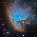 NGC281  SHO,                                TEAM_NEWASTRO