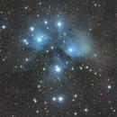 M45 Pleiades,                                Kevin Osborn