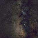 Milky Way galactic center,                                Joe Beyer