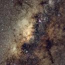 Milk Way with 50mm lens,                                tavaresjr